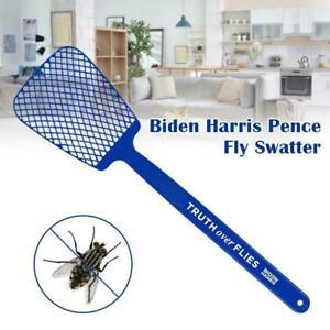 Truth Over Flies Biden Harris Fly Swatter Debate Waterproof 2020 Kitchen F6L2