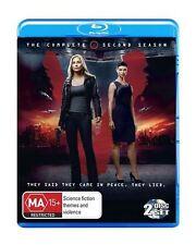 V : Season 2 (Blu-ray, 2011, 2-Disc Set) New, ExRetail Stock (122)