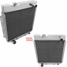 1961-1965 Mercury Comet w/V8 engine swap  2 Row Aluminum Radiator, Champion