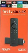 BRAND NEW Amazon Fire Stick 4K w/Alexa Voice Remote Latest Version 2020 Prime TV