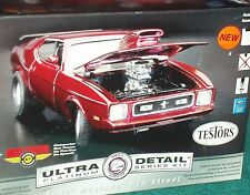 TESTOR'S 1971 FORD MUSTANG MACH 1 PRO STREET MODEL KIT 1/24 SKILL 2 SEALED