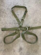 Special Forces - Abseil Harness - UKSF -SAS Genuine- UKSF Super Grade