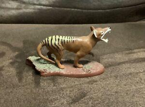 Colorata Tasmanian Tiger Thylacine Animal Figure