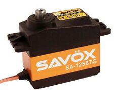 Savox SA-1258TG Super Speed Titanium Gear Digital Servo SA1258TG ~ 1/10 Touring