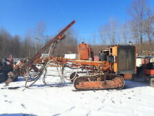 Sullivan Custom Built Blast Hole Drill Rig Cat 3306 Diesel 900 Cfm Compressor