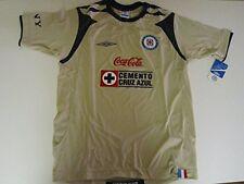 15 Authentic Umbro Maquina Cruz Azul Mexico Liga MX Soccer Jersey Shirt XL
