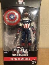 Marvel Legends NEW * Sam Wilson * Avengers BAF Captain America Action Figure