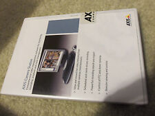 AXIS CAMERA STATION CD w/4 LICENSE <US> for use with Axis Security Cameras
