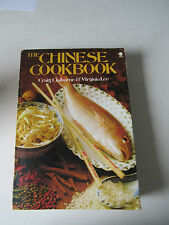 THE CHINESE COOKBOOK - CLAIRBORNE & LEE - 1973