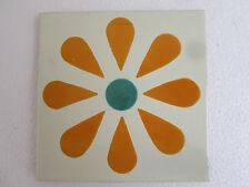 "20 pcs ~ Talavera    Mexican 6 X 6"" ceramic tile   southwestern hacienda style"