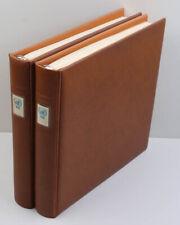 UNO New York 1969 bis 1989 postfrische Sammlung in 2 Alben + viele Kleinbogen