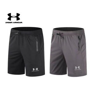 UA NEW Under Armour Men's Shorts Fitness pants Training Sports Running Quick Dry