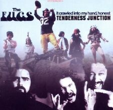 The Fugs Tenderness Junction/It Crawled Into My Hand Honest CD NEW SEALED 2010
