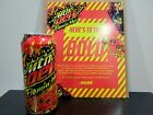 Mountain Dew Flamin Flaming Hot MTN DEW 1 Can IN HAND SEALED MULT QTY AVAIL