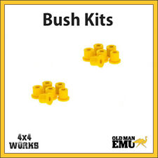 Old Man Emu Spring Bush Kits Isuzu Rodeo D-Max Trooper REAR SET