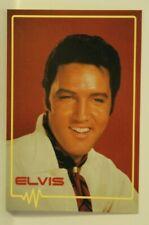 Elvis Presley in White Postcard from 68 Comeback Special