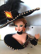 NEW NRFB Bob Mackie Masquerade Ball Barbie Doll Exquisite