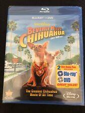 Beverly Hills Chihuahua (Disney Blu-ray/DVD, 2009, 2-Disc Set) Brand New Sealed
