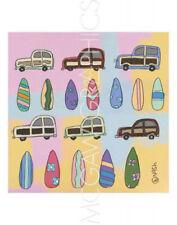 Surf and Turf Brian Nash Art Print 10x10