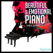 Beautiful Emotional Piano Samples