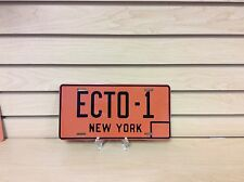 Ghostbusters ECTO-1-1 Vanity Novelty license plate Made In The U.S.A.
