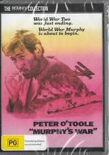 MURPHY'S LAW - PETER O'TOOLE - NEW & SEALED REGION 4 DVD FREE LOCAL POST