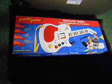 Dimension toys jammin' juniors electronic guitar new in package MIP model KB625
