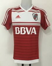 RIVER PLATE 2015/17 S/S AWAY SHIRT BY ADIDAS SIZE MEN'S LARGE BRAND NEW
