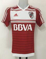 River Plate 2015/17 S/S Away Camicia Da Adidas Misura Large Uomo Nuovo di Zecca