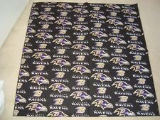 Baltimore Ravens NFL Football Fabric Bandana Pet Dog or YOU! NEW