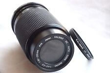 KALIMAR 80-200mm f4.5-5.6 for Minolta MD and mirrorless cameras JAPAN EXCELLENT
