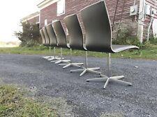 Arne Jacobsen vintage Oxford chairs set of 6