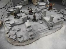 LARGE RUINED TEMPLE - FROSTGRAVE - FANTASY SCENERY - WARHAMMER