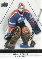 2013-14 Upper Deck Trilogy Hockey #36 Grant Fuhr Edmonton Oilers