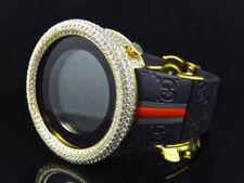 Mens Techno Art Joe Rodeo Bling Master White Simulated Diamond Designer Watch