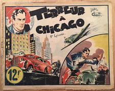 Terreur à Chicago (Chott) - Collection LES AVENTURES FANTASTIQUES
