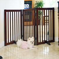 Animal Gate Support Feet Pet Cat Dog Barrier Fence WELLAND 1 Pair