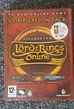 The Lord of the Rings Online: Volume I and II Compilation (PC: Windows, 2008)