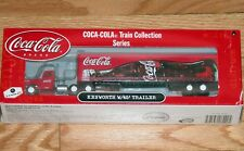 ATHEARN 8220 COCA COLA TRAIN COLLECTION SERIES KENWORTH WITH 45' TRAILER