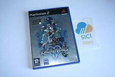 KINGDOM HEARTS II 2 ITA PAL PS2 PLAYSTATION 2