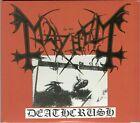MAYHEM deathcrush 2 CD SET + EXTRA 6 RARE SONGS