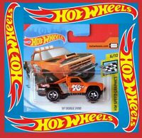 Hot Wheels 2020  ´87 DODGE D100   128/250  NEU&OVP