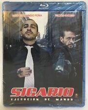 Sicario: Ejecucion de Mando DVD