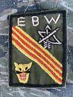 Theater Vietnam War Special Forces Green Beret ARVN Tiger Force Ranger Patch EBW