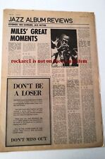 MILES DAVIS At the Fillmore 1971 album review UK ARTICLE / clipping