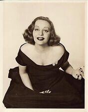 "Tallulah Bankhead ""A STREETCAR NAMED DESIRE"" Tennessee Williams 1956 Press Photo"