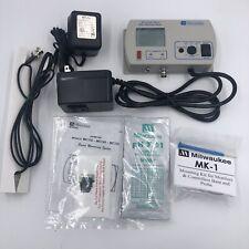 Milwaukee Instruments MC122 Multifunction pH controller