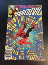 Daredevil#186 Incredible Condition 9.0(1984) Frank Miller Story!!