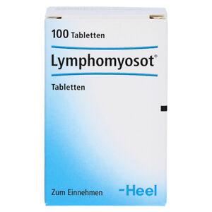 HEEL Lymphomyosot 100 Tablets Homeopathic Remedies