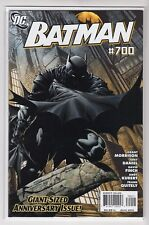 "Batman Issue #700 DC Comics ""Giant-Sized Anniversary Issue!"